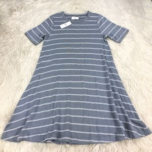 NWT Lou & Grey Short Sleeve Shift Swing Dress